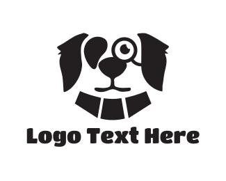 Sir - Mister Dog logo design