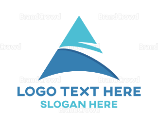 Curved - Successful Business  logo design
