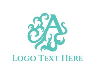 Mint - Mint Letter A logo design