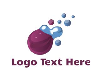 Sphere - Liquid Sphere logo design
