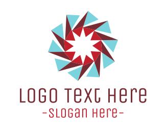 Wheel - Star Wheel logo design