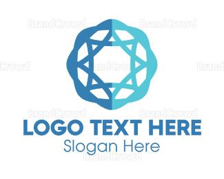 Star - Star & Circle logo design