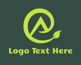 Eco - Eco E & A logo design