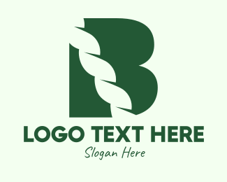 Rope - Rope Climbing Letter B logo design