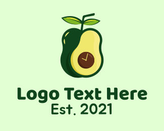 Restaurant - Avocado Time logo design