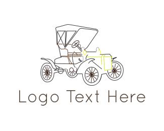 """Vintage Car"" by logobeginner"