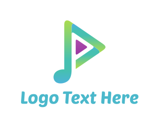 Audio - Mint Music logo design