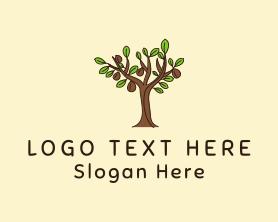 Coffee - Coffee Tree logo design