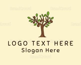Retail - Coffee Tree logo design