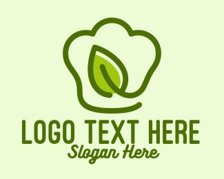 Nutritious - Organic Baker Hat logo design