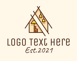 Architecture - House Furniture Store logo design