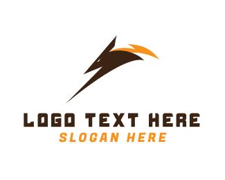 Lightning - Lightning Fox logo design