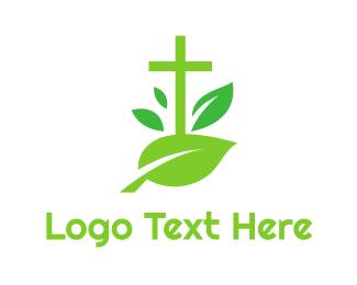 Christian - Christian Garden logo design