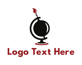 Boom - Global Boom logo design