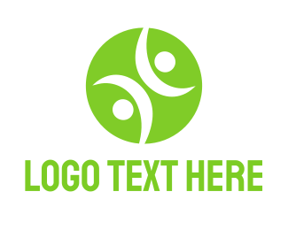 Tennis Ball - Tennis Ball People logo design