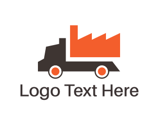 Logistics - Truck Industry logo design