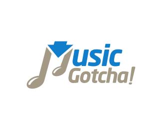 Tune - Music Download logo design