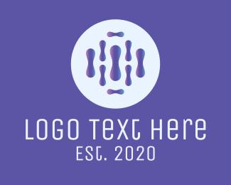Science - Microbiological Science Laboratory logo design