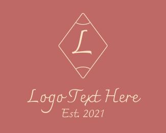 Fashion - Simple Elegant Fashion Letter logo design