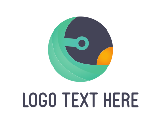 Pet Shop - Robotic Bird logo design