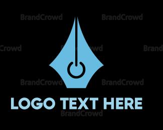 Write - Pen Power logo design