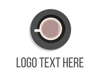 Breakfast - Morning Tea & Coffee logo design