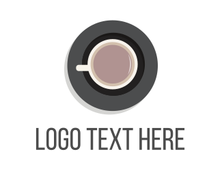 Breakfast - Morning Tea & Coffee logo design