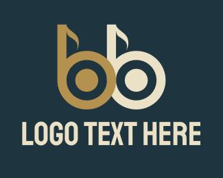 Composer - Big Beat logo design
