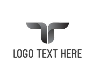 Lettermark - T Logo logo design