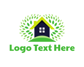 Gardener - Ecology & Home logo design