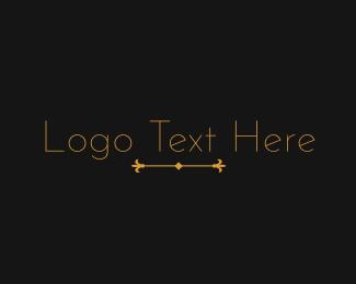 Legend - Elegant Minimalistic Wordmark logo design
