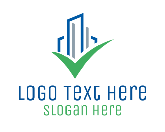 Commercial Property - Urban Realty Developer  logo design
