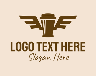 Coffee Date - Coffee Cup Cafe logo design