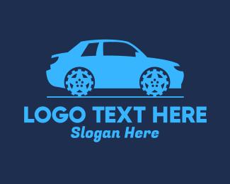 Car Accessories - Car Mechanic Repair  logo design