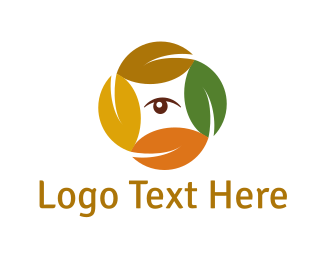 Natural - Natural Circle logo design