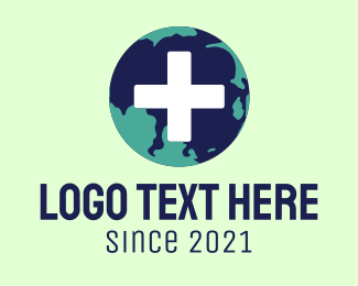 Health - Global Health Cross  logo design