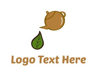Herbal Tea Logo