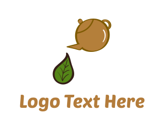 Tea - Herbal Tea logo design