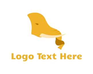 Tusk - Tusk & Trunk logo design