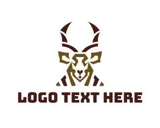 Logo Design - Antelope