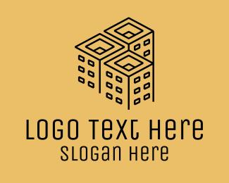 Condominium - Condominium Towers logo design