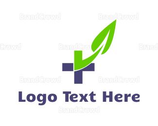 Pharmaceutic - Natural Medicine logo design