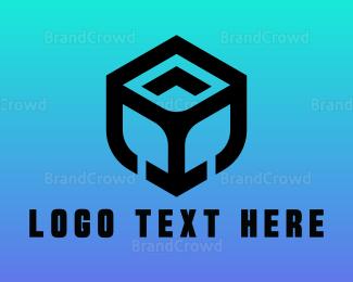 Engineering - Tech Cube Gaming logo design