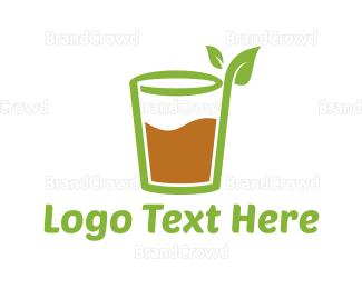 Healthy - Healthy Juice logo design