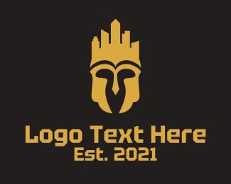 Estate - City Helmet logo design