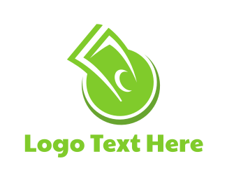 Fund - Green Banking  logo design