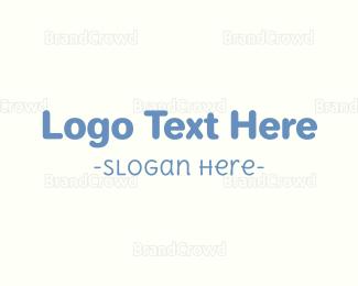 Newborn - Baby Boy logo design