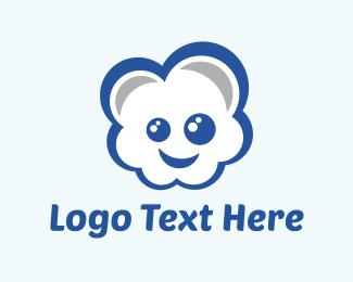 Counseling - Cute Cloud logo design