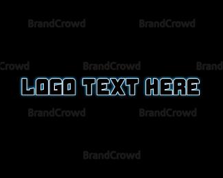 Coder - Black & Futuristic logo design