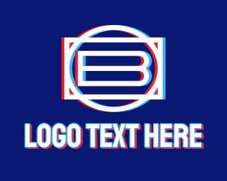 Cool - Static Motion Letter B  logo design
